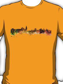 Dublin City Skyline Silhouette T-Shirt