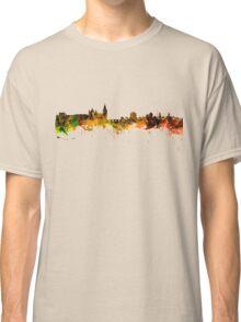 Dublin City Skyline Silhouette Classic T-Shirt