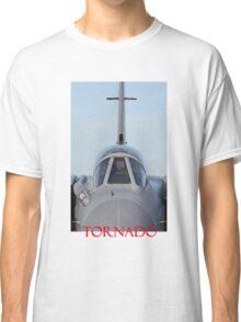 Tornado - RAF Tornado GR 4 jet fighter Classic T-Shirt