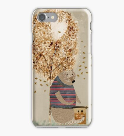 the honey tree iPhone Case/Skin