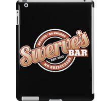 Swerve's Bar - Logo iPad Case/Skin