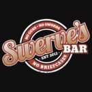 Swerve's Bar - Logo by Dave Brogden