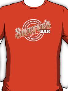 Swerve's Bar - Logo T-Shirt