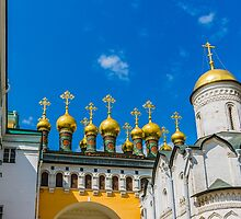 Complete Moscow Kremlin Tour - 42 of 70 by luckypixel