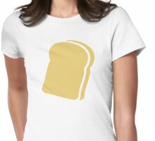 Toast Womens Fitted T-Shirt