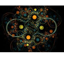 Holly Cawfield's Still Life In Fractal Art Photographic Print