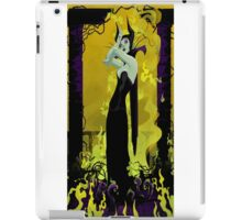 Malficent iPad Case/Skin