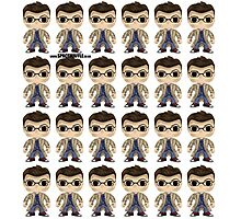 Dr Who -Tennant Photographic Print