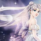 Princess Serenity with Wings by Nancy Cho