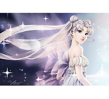 Princess Serenity with Wings Photographic Print