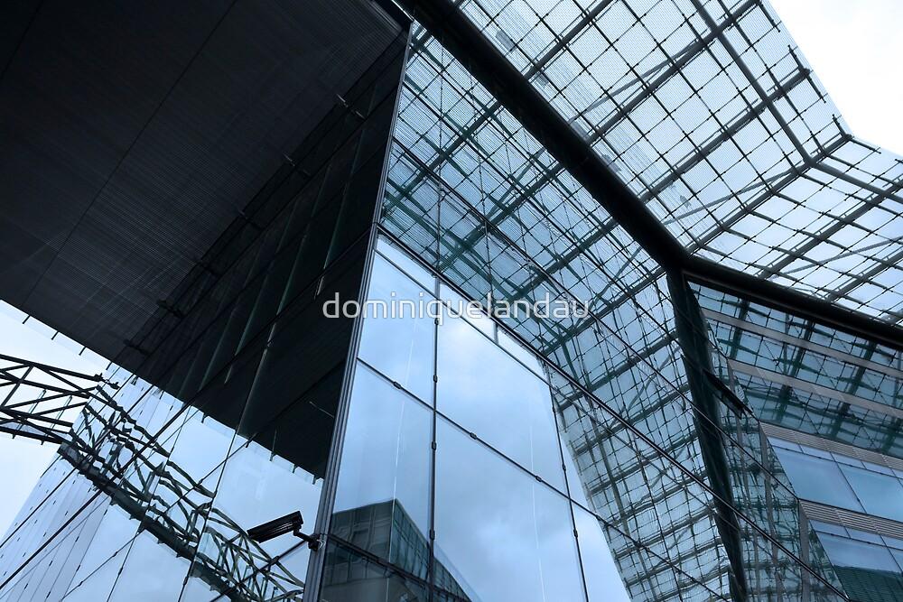 modern architecture by dominiquelandau