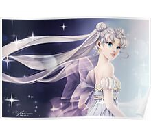 Princess Serenity without Wings Poster