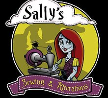 Sally's Sewing by Christa Diehl