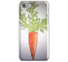 carrot! iPhone Case/Skin