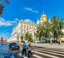 Complete Moscow Kremlin Tour - 52 of 70 by luckypixel