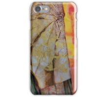 Mixed Fabrics iPhone Case/Skin