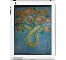 cancer bouque iPad Case/Skin