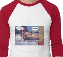 Won't You Bury Me? Men's Baseball ¾ T-Shirt