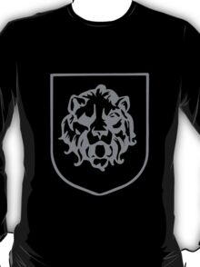 A Complete Guide to Heraldry - Figure 321 — A lion's face T-Shirt