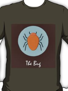 The Bug Cute Portrait T-Shirt