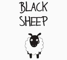 Black Sheep One Piece - Short Sleeve