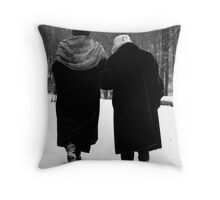 Together.. Throw Pillow