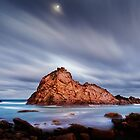 Sugarloaf Rock, Cape Naturaliste, WA by James Deypalan