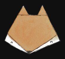 Fox Face One Piece - Long Sleeve