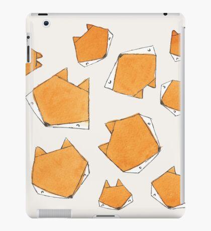 Fox Face iPad Case/Skin