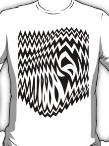 Abstract - negative T-Shirt