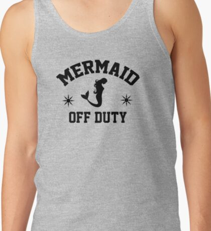 Off Duty Mermaid Tank Top