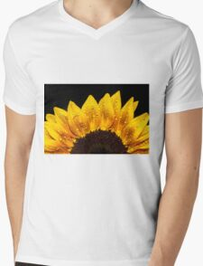 Happiness is Yellow Mens V-Neck T-Shirt