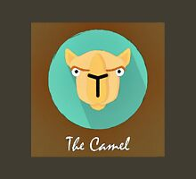 The Camel Cute Portrait Unisex T-Shirt