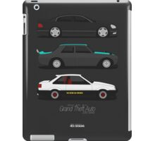 Grand Theft Auto JDM Series iPad Case/Skin