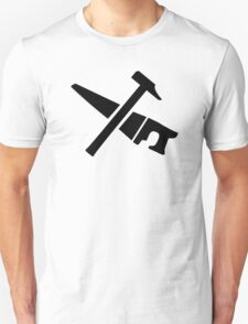 Saw hammer T-Shirt
