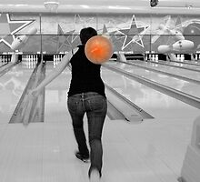 Bowling Orange by JustM