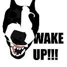 wake up! by 2piu2design