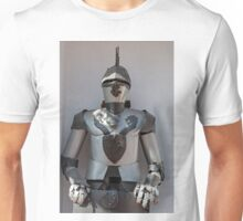 Knight armor. Unisex T-Shirt