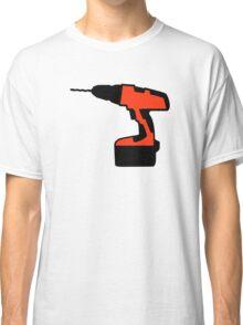 Cordless portable screwdriver Classic T-Shirt