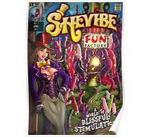 SheVibe Fun Factory Cover Art Poster