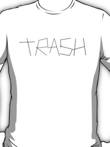 """TRASH"" DESIGN T-Shirt"