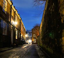 Precentors Court watching light by clickinhistory