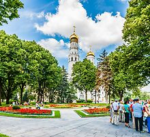 Complete Moscow Kremlin Tour - 59 of 70 by luckypixel