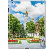 Complete Moscow Kremlin Tour - 59 of 70 iPad Case/Skin