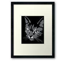 Kitty Love Framed Print