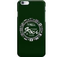 Ark: GoSci Station (white) iPhone Case/Skin