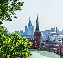 Complete Moscow Kremlin Tour - 62 of 70 by luckypixel