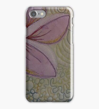 Frangipani Flair iPhone Case/Skin