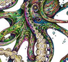 Octopsychedelia Sticker