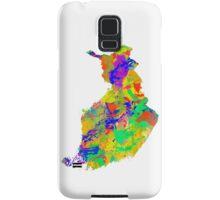 Finland Samsung Galaxy Case/Skin